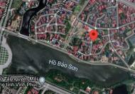 Đất đất phường Liên Bảo, ngõ hồ Bảo Sơn giá 2,45 tỷ. Lh 0399.566.078