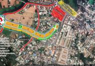 Đất nền Thương mại Trung Tâm Thị trấn Cần Đước, Quy mô 6ha, 100m2, SHR, Giá 777tr/nền
