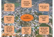Đất Ven Biển Bãi Dài - Nha Trang Giá 650tr/lô