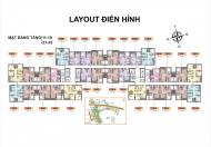 Bán Căn hộ góc 3 ngủ 75,9m2 tầng trung view Đông Nam S1-03 Vinhomes Smart City giá cực rẻ