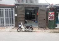 Cho thuê nhà tầng 1 phù hợp làm văn phòng, cửa hàng, kho chứa hàng tại số 34 ngõ 318 phố Ngọc Trì,