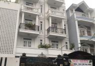 Bán 300E Nguyễn Văn Đậu p11 quận Bình Thạnh diện tích: 4,5mx18 1 triệt 4 lầu TM, giá 20 tỷ