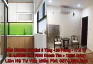 Bán Tòa Chung Cư Mini mới Lương Thế Vinh 8T - 26P Doanh Thu hơn 120tr/ tháng