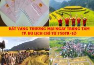 Đất vàng Pá Kết Nghĩa Lộ chỉ 600tr có thể sở hữu TP du lịch 0849892999