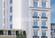 Bán toà văn phòng 9 tầng DT240m2 mặt phố Hoàng Ngân.Giá: 110Tỷ