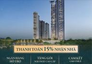 Sở hữu căn 2PN chỉ với 280tr S-Premium, CK lên tới 8,5%, quà tặng lên tới 1 cây vàng