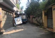 Ngọc Thụy, gần mặt phố, ngõ to ô ô thông, bán 120m đất tặng 5 phòng trọ.