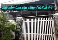 -----Nhà cấp 4 - Nguyễn Quân, p10, tp Mỹ Tho, TG-----