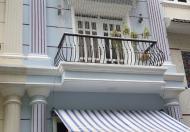 Quận 7: Nhà phố 3 lầu giá tốt nhất khu vực 6,1 tỷ-Vị trí lô Nhì Hoàng Quốc Việt.