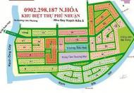 Chuyên đất nền Phú Nhuận, Q9. Lh: 0902.298.187