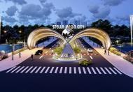 Mở bán phân khu hot Stella Mega City Cần Thơ nằm giữa khu Phố Đi Bộ Ánh Sáng và khu thương mại LH