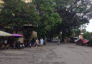 Bán nhà mặt phố Trấn Vũ - Ba Đình, view hồ Trấn Vũ, 135m mặt tiền 12m