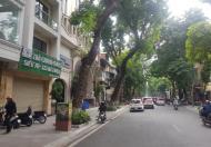 Bán nhà mặt phố Bà Triệu, 105m, 7 tầng thang máy, mặt tiền 5m, giá 68,5 tỷ.