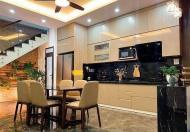 Cho thuê nhà mới tinh tại ngõ 429 Kim Mã 61m2 x 4 tầng, 4PN, đủ đồ cao cấp, giá 21.5tr/ tháng
