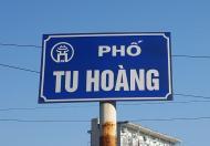 Cần bán gấp mảnh đất 45m2, mặt tiền 3,20m. TĐC Xuân Phương, Phương canh, Tu Hoàng, Nam Từ Liêm, Hà Nội