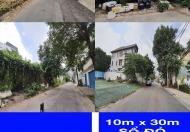 Bán đất biệt thự compound phường Bình An Q2, gần cầu Sài Gòn, 10x30, 105tr/m2, sổ đỏ. LH: 0906997966