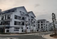 Bán biệt thự song lập đầu hồi Gamuda. Diện tích 200m2, xây dựng 4 tầng. Hướng mát. Đang còn trả chậm.