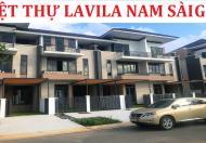 Biệt thự liên kế Lavila hướng tây bắc giá 7.5 tỷ nhận nhà ngay