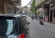 Chủ muốn bán gấp nhà phố Vĩnh Phúc DT 46m 5 tầng MT 3,9m kinh doanh giá 9,5 tỷ