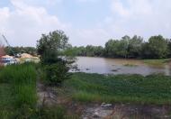 Cần bán đất view sông vị trí đẹp tại Long An
