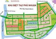 Bán đất nền dự án Phú Nhuận, phường Phước Long B, Q9. Lô Q2 –trục chính dự án, giá rẻ