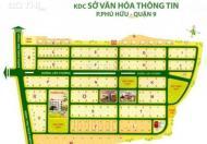 Đợt cuối dự án Sở Văn Hoá Thông Tin, Quận 9, giá 4tỷ/nền, 100m2 đã có sẵn sổ hồng, LH : 0902298187