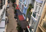 Bình Thạnh, hẻm xe tải Bùi Đình Túy, 4 tầng 5 phỏng ngủ, DT4,2x12.5, giá 7.49 tỷ