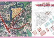 Bán Đất Nền Đà Gạo - Gần Đường 21 - View ASEAN Resort - Giá Chỉ 16.5tr/m2.