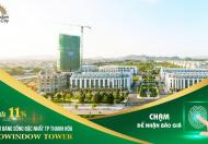 Qũy căn Đẹp cuối cùng Nhà phố 2 mặt tiền EuroWindow Thanh Hóa.Hotline PKD:0377738568