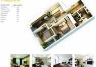Chính chủ cắt lỗ cực sâu căn hộ 73 m2 CC The Pride – La Khê, Hà Đông, 2PN+2WC