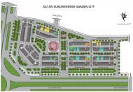 Bán gấp căn nhà phố 2 mặt tiền eurowindow gaden city vị trí đối diện big c thanh hóa