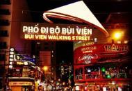 Bán nhà Bùi Viện khu phố Tây, P. Phạm Ngũ Lão, Quận 1. Chỉ 13 tỷ.