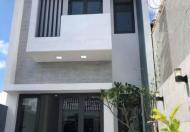 Bán nhà 1 trệt 1 lầu ngay chợ Bình Chánh 5x20m, giá 1,5 tỷ SHR,LH 0765586079