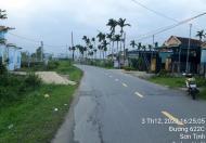 Bán lô đất mặt tiền xã Tịnh Thọ, Huyện Sơn Tịnh