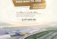Đón Đầu Xu Thế - Đất nền giá rẻ liền kề sân bay Phú Bài – Huế