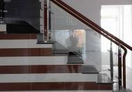 Nhà 3 tầng, 4 phòng ngủ, sổ hồng riêng cung thửa đất, dt 4x14m, giá 1t95, huỳnh tấn phát, nhà bè.