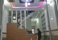 Nhà bán 4mx14m 1T - 1L (2PN 2WC) hẻm 5m đường 1C, Vĩnh Lộc B