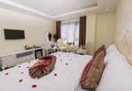 Bán khách sạn 3 sao Hậu Cần - Bãi Cháy, 315m2, 76 phòng kinh doanh