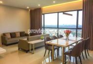 Cho thuê căn hộ The Ascent 3PN, 2WC view sông, nội thất đầy đủ