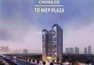 Bán căn hộ 3PN tại tòa A Chung Cư Tứ Hiệp Plaza Thanh Trì Hà Nội 125m2