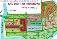 Bán Đất Dự Án Khu Nhà Ở Phú Nhuận Q9, 40tr/M2. Đường Chính 20m