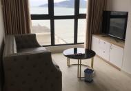 Chính chủ cho thuê Căn hộ chung cư cao cấp 2PN, Tòa nhà Bờ Biển Vàng TP Nha Trang, View đẹp, đầy đủ