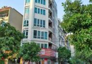 Bán Apartment phố Nguyễn Cơ Thạch 170m2 40 phòng mặt tiền 10m giá 31.5 tỷ
