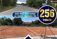 Rước lộc Đầu năm với đất nền phân lô siêu rẻ - Khu phố Phú Hưng - La Vang - Quảng Trị