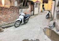 Bán đất tại Đường Văn Trì, Bắc Từ Liêm, Hà Nội diện tích 40m2 giá 1.8 Tỷ