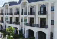 3.8 tỷ - Bán nhà Long An, TP.Tân An, mặt  tiền QL 1A , 3 tầng, 5 x20m