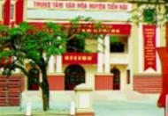 Bán lô 80m tại khu 4 thị trấn Tiền Hải Thái Bình.