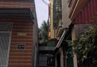 Cần bán căn nhà 3 tầng trong ngõ Đường Đông Tác - Phường Đông Thọ - TP. Thanh Hoá