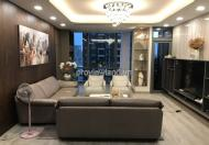 Bán căn Sky Villa Vinhomes Central Park nội thất đầy đủ, cao cấp