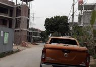 Bán đất khu chung cư cạnh Hoàng Huy, An Đồng, An Dương. Giá 18tr/m